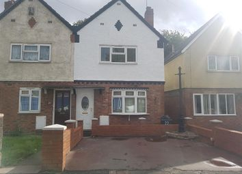 Thumbnail 2 bed semi-detached house to rent in Alexandra Road, Tipton