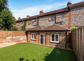 Thumbnail 4 bed terraced house for sale in Overton, Basingstoke, Hampshire
