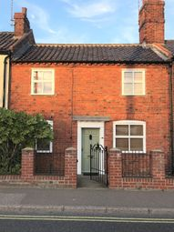 Thumbnail 2 bed terraced house to rent in St. Johns Road, Bungay, Suffolk