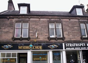 Thumbnail 1 bed flat to rent in 37 New Street, Rothes