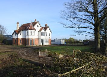Thumbnail 6 bed detached house for sale in Crudwell Road, Malmesbury