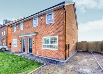 Thumbnail 3 bed semi-detached house to rent in Sgt Mark Stansfield Way, Hyde