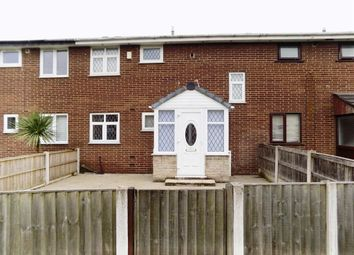 Thumbnail 3 bedroom terraced house for sale in Bonchurch Walk, Manchester