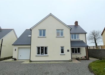 Thumbnail 4 bed detached house for sale in Church Lane, Walton East, Clarbeston Road