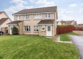 3 bed semi-detached house for sale in 5 Forthview Court, Tranent EH33