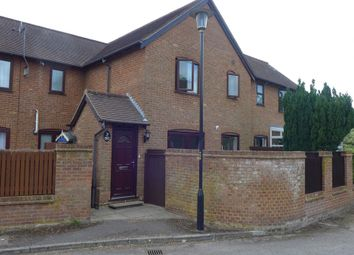 Thumbnail 1 bed end terrace house to rent in Jasmine Crescent, Princes Risborough