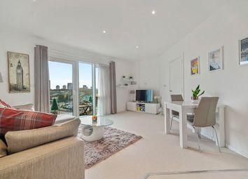Thumbnail 1 bed flat for sale in Quarter House, Battersea Reach