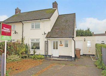 Thumbnail 2 bed semi-detached house for sale in Artillery Road, Park Hall, Oswestry