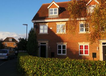 Thumbnail 3 bed semi-detached house to rent in Langford Gardens, Grantham