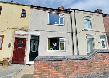 Thumbnail 2 bed terraced house for sale in Queen Street, Pilsley, Chesterfield, Derbyshire