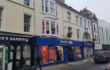 Thumbnail Commercial property for sale in 37-39, Terrace Road, Aberystwyth