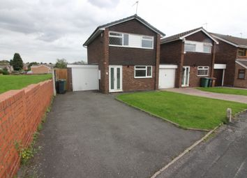Thumbnail 3 bed detached house for sale in Oakridge Drive, Willenhall
