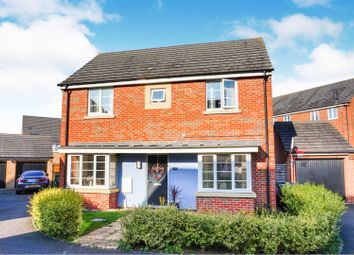 Thumbnail 3 bed detached house for sale in Pintail Gardens, Hampton Vale