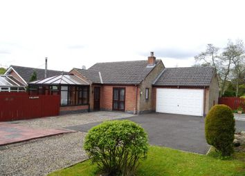 Thumbnail 2 bed detached bungalow for sale in Willow Park, Scots Gap, Morpeth