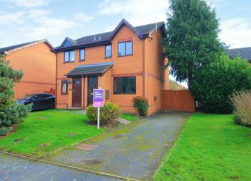 Thumbnail 2 bed semi-detached house for sale in Ridgemoor Road, Leominster