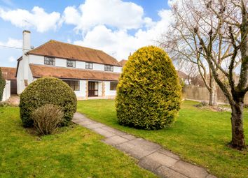 Thumbnail 5 bed detached house to rent in Quarley, Andover