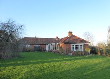 Thumbnail 1 bed detached bungalow to rent in The Old Bullock Sheds, Great Glemham, Saxmundham