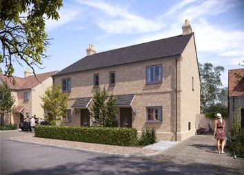 Thumbnail 2 bed semi-detached house for sale in West Street, Comberton, Cambridge, Cambridgeshire