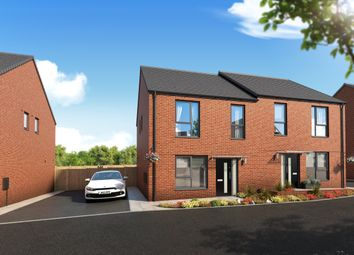 """Thumbnail 4 bed property for sale in """"The Redmire At Birchlands"""" at Earl Marshal Road, Sheffield"""