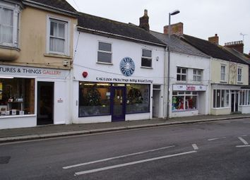 Thumbnail 2 bed flat for sale in Meneage Street, Helston