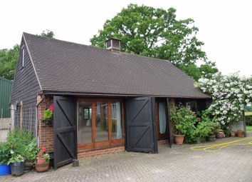 Thumbnail 1 bed barn conversion to rent in Marsh Green, Edenbridge