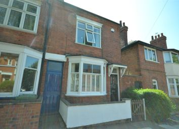 Thumbnail 3 bed end terrace house for sale in Thurlow Road, Leicester