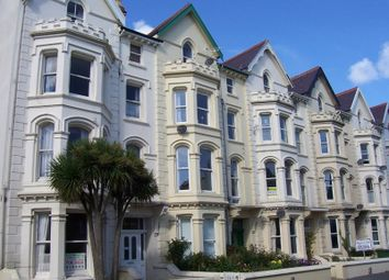 Thumbnail 1 bed flat for sale in Ballure Road, Ramsey