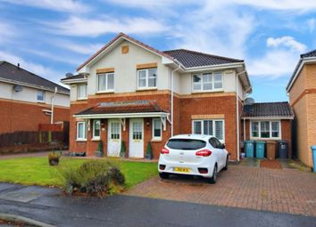 Thumbnail 4 bedroom semi-detached house for sale in Heather Gardens, Uddingston, Glasgow
