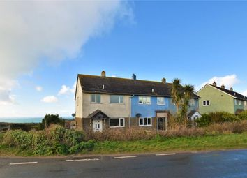 Thumbnail 3 bed end terrace house for sale in Parc An Yorth, Trewellard, Pendeen, Penzance