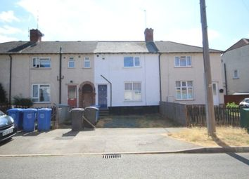 Thumbnail 3 bed terraced house to rent in Pine Road, Kettering