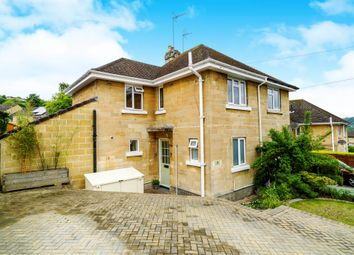 Thumbnail 3 bed semi-detached house for sale in Innox Road, Bath
