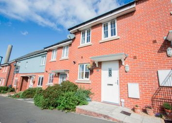 Thumbnail 2 bedroom terraced house for sale in Waterside Close, East Cowes