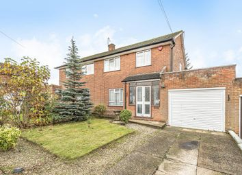 Thumbnail 3 bed semi-detached house for sale in Stanmore, London