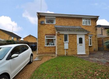 Thumbnail 2 bedroom semi-detached house for sale in Glaisdale Close, Kingsthorpe, Northampton
