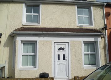 Thumbnail 2 bedroom terraced house to rent in Heathfield Avenue, Dover
