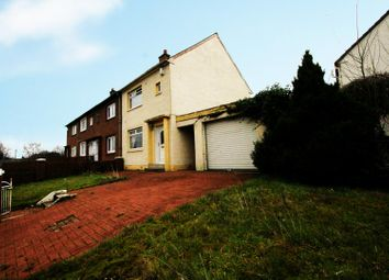 Thumbnail 2 bedroom terraced house for sale in Scotia Crescent, Larkhall, South Lanarkshire, Lanarkshire