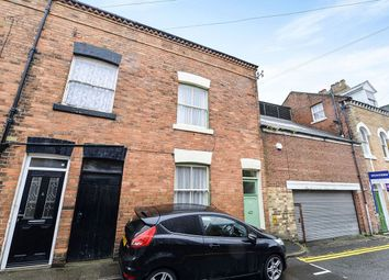 Thumbnail 4 bedroom terraced house for sale in Greenfield Road, Scarborough