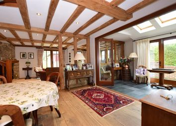 Thumbnail 4 bed detached house for sale in Sparepenny Lane, Farningham, Kent