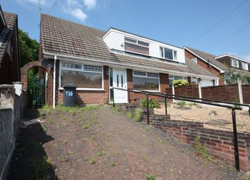 Thumbnail 3 bed semi-detached house for sale in Shakespeare Close, Kidsgrove, Stoke-On-Trent