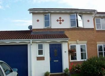 Thumbnail 3 bed end terrace house to rent in Northolme Road, Belmont, Hereford