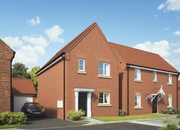 Thumbnail 3 bed detached house for sale in Appleton, New Street, Measham