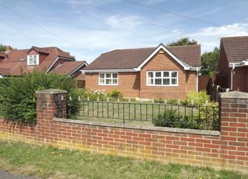 Thumbnail 3 bed detached bungalow to rent in Lions Lane, Ashley Heath, Ringwood