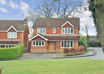 Thumbnail 4 bedroom detached house for sale in Martin Close, Swanmore, Southampton