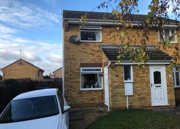 Thumbnail 2 bed semi-detached house for sale in Glaisdale Close, Northampton