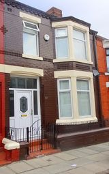 Thumbnail 4 bed terraced house for sale in Clapham Road, Anfield, Liverpool