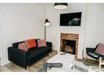 Thumbnail 4 bed terraced house to rent in Radbourne Street, Derby
