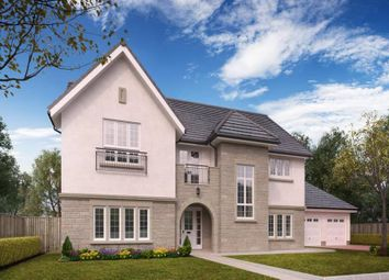 "Thumbnail 5 bed detached house for sale in ""The Roxburgh"" at Wilkieston Road, Ratho, Newbridge"