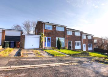 Thumbnail 3 bed semi-detached house for sale in Brancepeth Close, Newcastle Upon Tyne