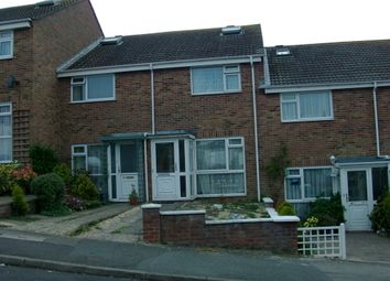 Thumbnail 2 bed terraced house to rent in Southfield Avenue, Weymouth