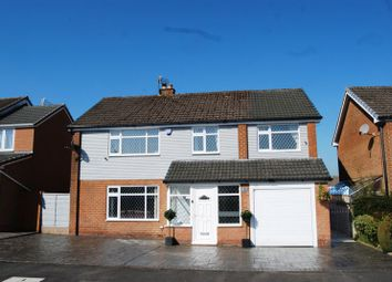 Thumbnail 5 bed detached house for sale in Whalley Grove, Ashton-Under-Lyne